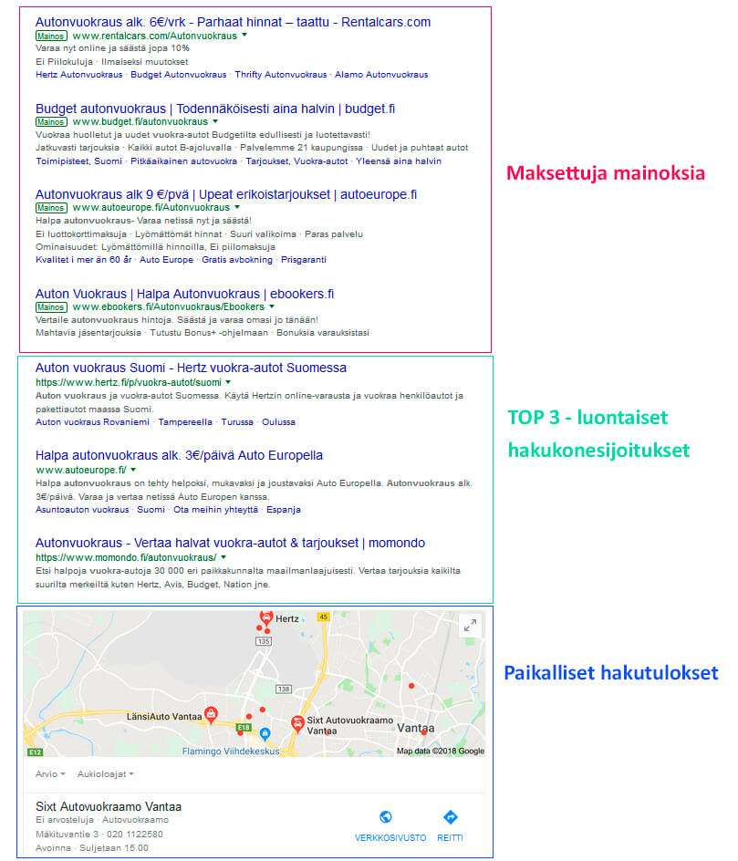 google-haku